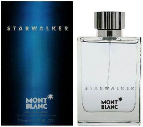 STARWALKER by Mont Blanc 2.5 oz edt Men Cologne NEW in Box