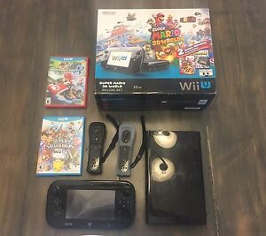 32 GB Wii U Super Mario 3D World Bundle
