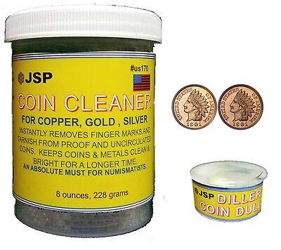 COIN DARKENER & INSTANT CLEANER (us170+us175)