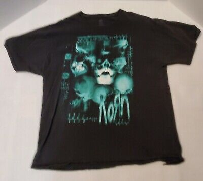 KORN 2012 The Path of Totality Concert T Shirt - Men's Size XL