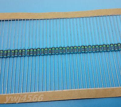 600 X 14w Metal Film Resistor Assort Kit 30 Kinds Values 1