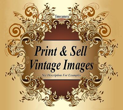 Ultimate Print-selling Home Business - Print Sell Thousands Of Restored Images