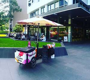 Ice Cream / Gelato Cart Business For Sale Fitzroy North Yarra Area Preview