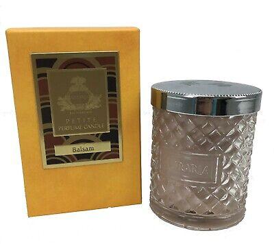 NEW BALSAM AGRARIA SAN FRANCISCO PETITE PERFUME CANDLE 3.4 OUNCES 25 HOURS Agraria Balsam Perfume Candle