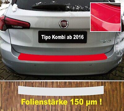 Lackschutzfolie Ladekantenschutz transparent Fiat Tipo Kombi ab 2016  150 µm