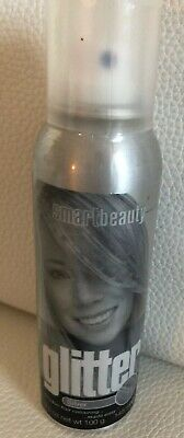 Silver Glitter Temp Hair Color Spray - Sealed Cap Halloween Costume for sale  Shipping to India