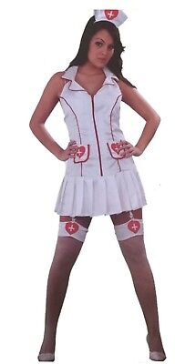 XY  TALLA: UNICA CARNAVAL,. HALLOWEEN  . SEXY Nuevo.4 (Enfermera Halloween)