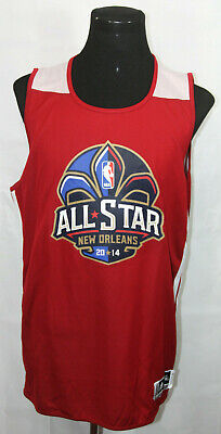 Adidas 2014 NBA All Star Game Reversible Practice Jersey 2XL Kyrie Irving MVP