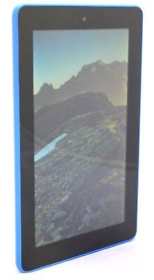 Kindle Fire 5Th Generation  8Gb  Wi Fi  7In   Blue  Scratch   Dent   12 3B