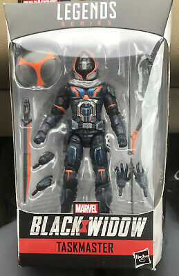 Black Widow Marvel Legends 6-Inch Taskmaster Action Figure New