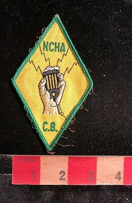 Vintage Girl Scout Patch Badge Safety Arrow Health Camper Hiker No.1 5 Citizen