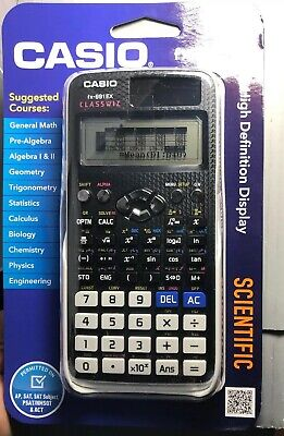 New Sealed Casio FX-991EX Advanced Scientific Calculator High Definition Display for sale  Shipping to South Africa