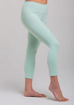 Tanya-B Women's Jade Three-Quarter Legging Yoga Pants Size: M - SRP: $89.00 for sale  Shipping to India