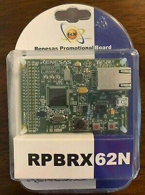 Renesas Rpbrx62n Rpbrx 62n Demonstration Kit Promotional Board - Used Twice