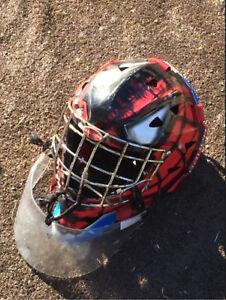Bauer Hockey Goalie Mask