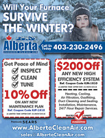 Fast Furnace Repair or Replacement - Peace of Mind value !