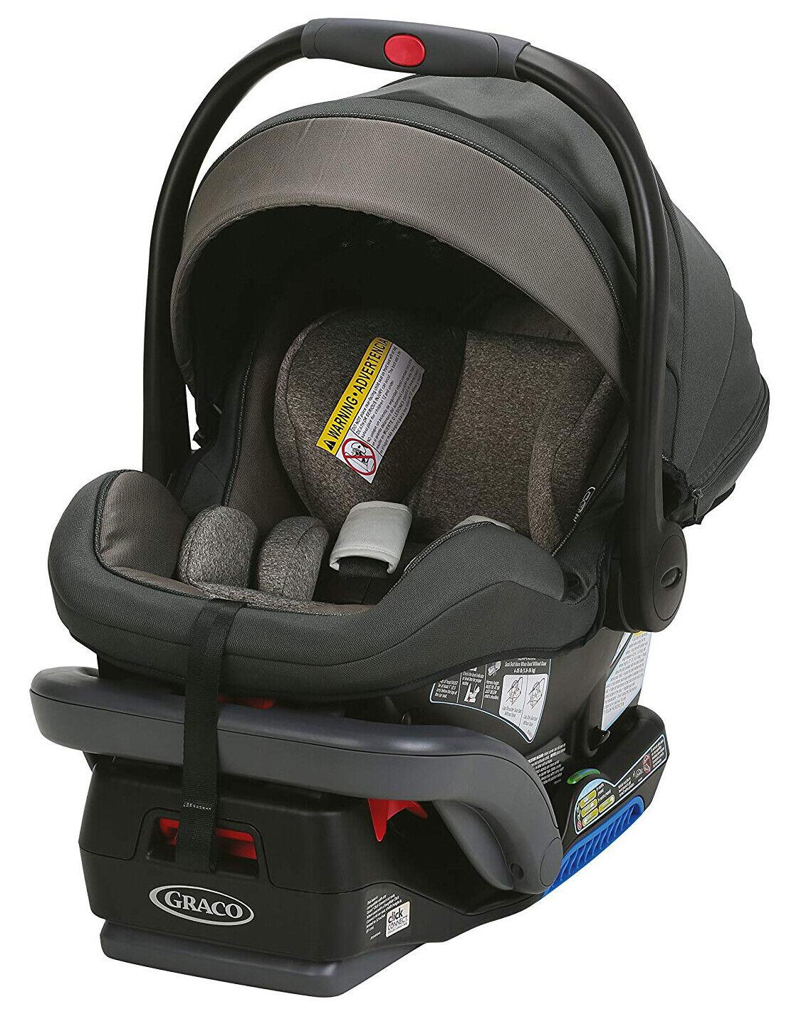 Graco SnugRide SnugLock 35 Platinum XT Infant Car Seat, Brya