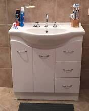 Semi Recessed Bathroom Vanity Manly Manly Area Preview