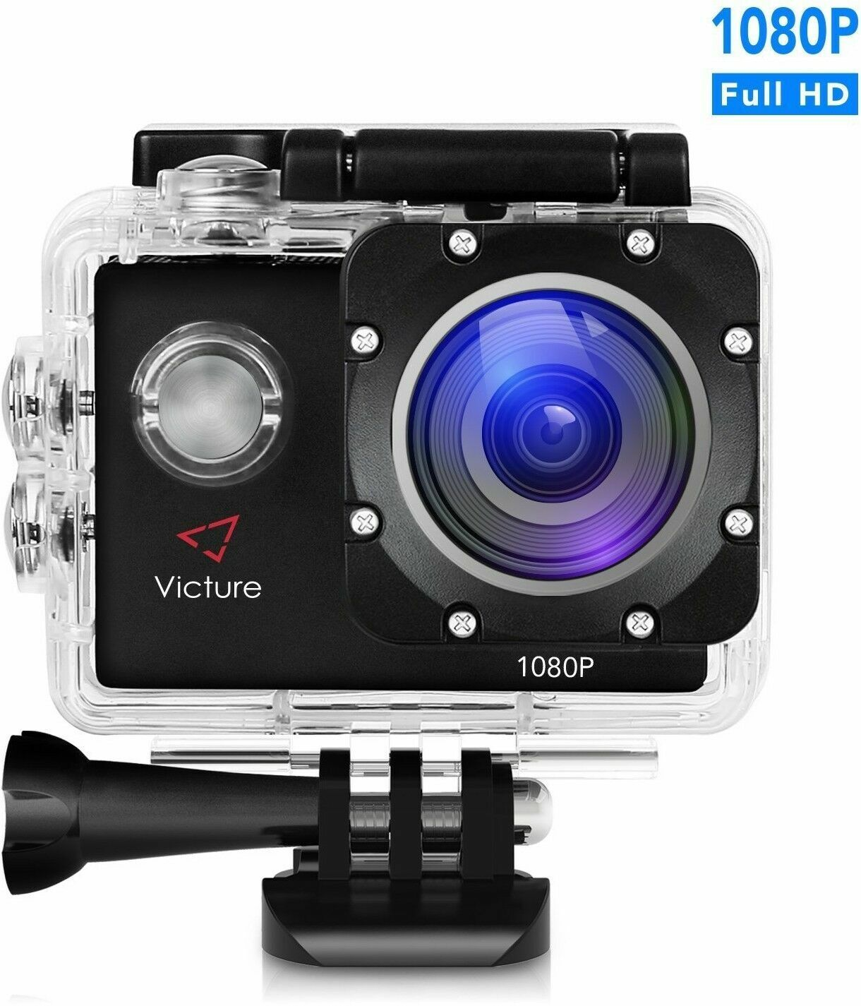 Victure AC200 Action 12MP Full HD 1080P Camera