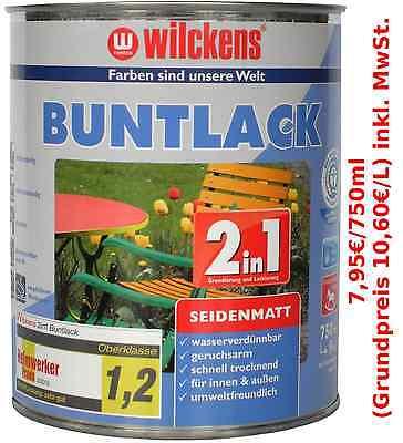 Metall und Holz lack Buntlack 2in1 Grundierung+Lack Schutzlack Farbe Acryllack