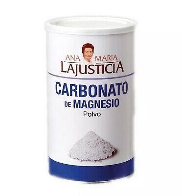 ANA MARIA LAJUSTICIA CARBONATO DE MAGNESIO EN POLVO 180 grs
