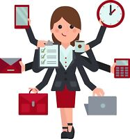 Work From Home - Office Administration/Bookkeeping