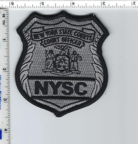 New York State Court Officer
