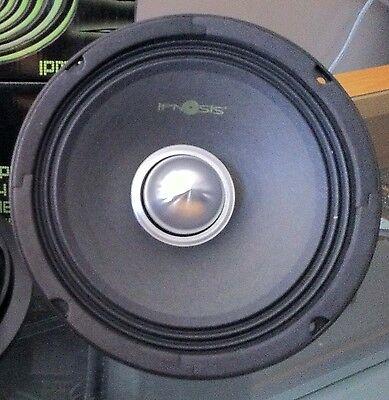 IPNOSIS IPM1200 EXTENDED RANGE ALTOPARLANTE MID WOOFER MEDIO SPL 300WATT AUTO