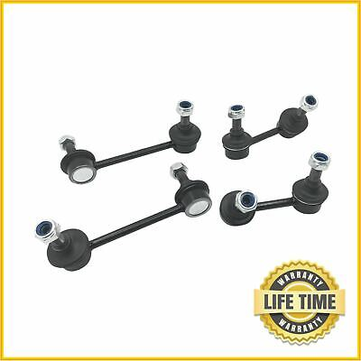 4x Front & Rear Stabilizer Sway Bar Links Pair for Honda Accord Acura TL CL