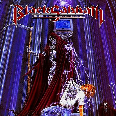 BLACK SABBATH - Dehumanizer Album Cover Art Print Poster 12 x 12