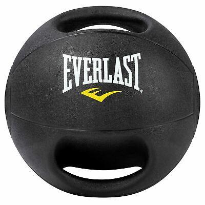 Everlast Unisex Double Handle Medicine Ball Textured