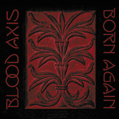 BLOOD AXIS BORN AGAIN 2LP Von Thronstahl Death in June Of the Wand and the Moon