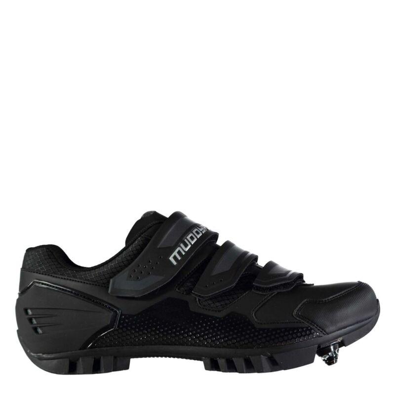 Muddyfox Kids MTB100 Junior Cycling Shoes MTB Breathable Waterproof Mesh Panels
