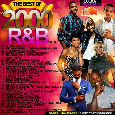 Dj Roy - Best Of 2000 R&B Souls Mix