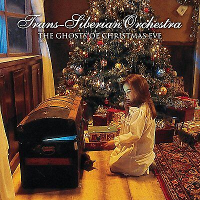 41 Sold Trans Siberian Orchestra   The Ghosts Of Christmas Eve Cd New Free Ship
