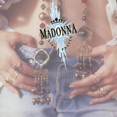 MADONNA Like A Prayer 180gm Vinyl LP NEW & SEALED