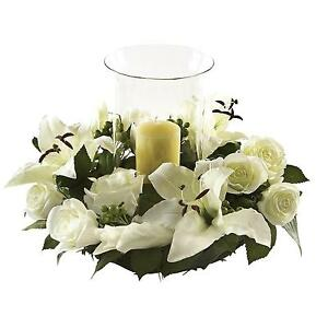 flower decorations for wedding tables wedding table flowers ebay 4166