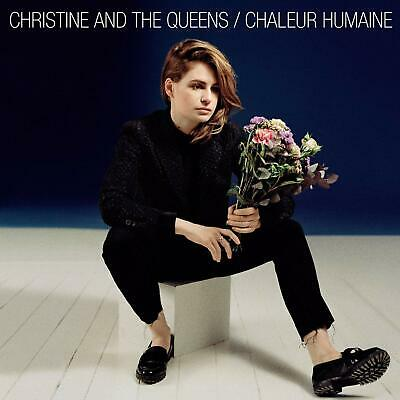 Chaleur Humaine [UK Version] [Audio CD] Christine and the Queens Used Very Good