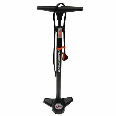 Muddyfox Track Pump 200 Cycling Bicycle Bike Riding Equipment Accessories
