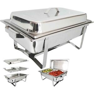 CHAFING DISHES ( FOOD WARMER), SOUP WARMER, COFFEE URN RENT $10