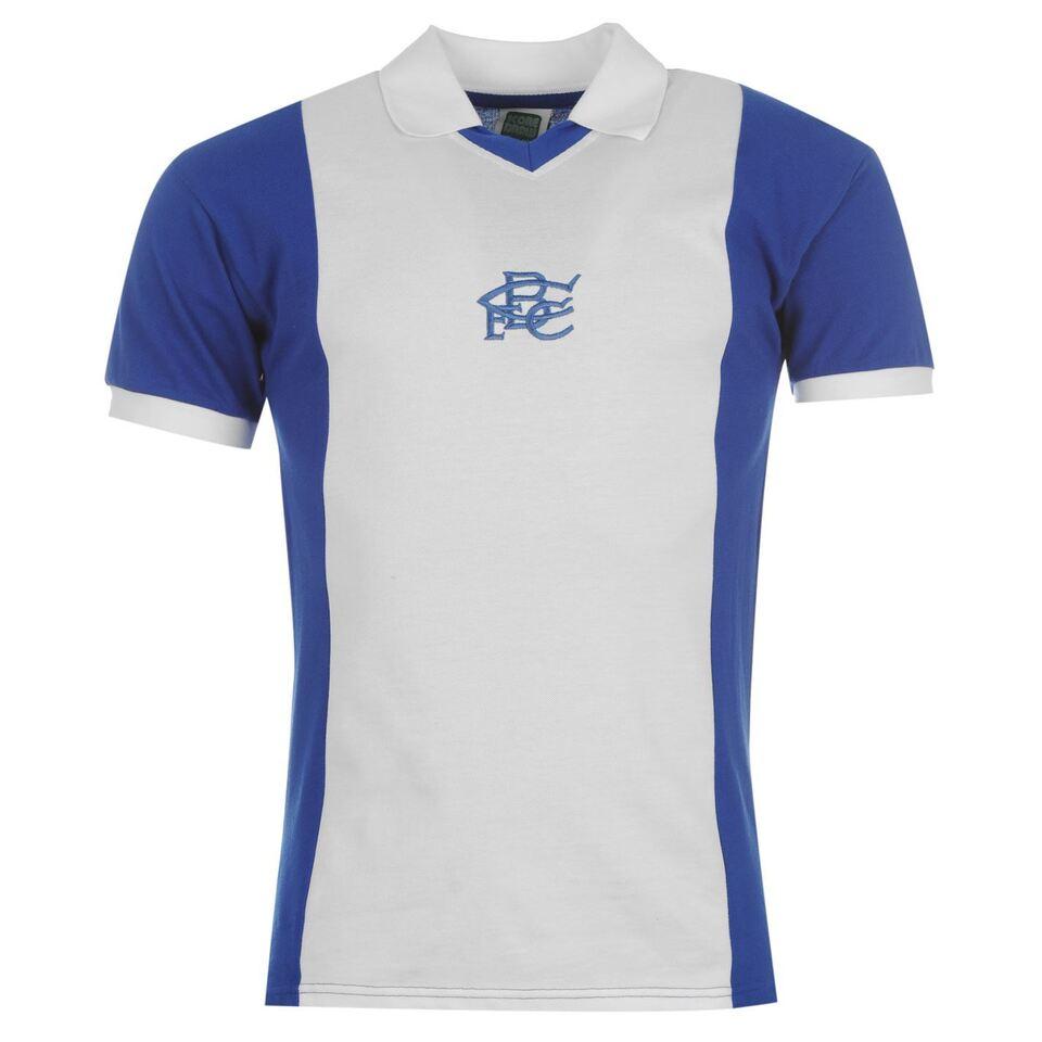 Score Draw Draw Birmingham City FC 1976 Home T Shirt