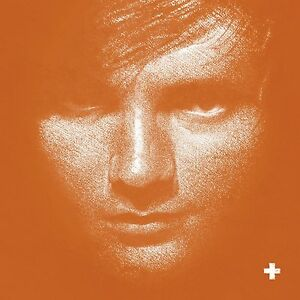 ED SHEERAN - + (PLUS) CD ALBUM (incl: THE A TEAM)