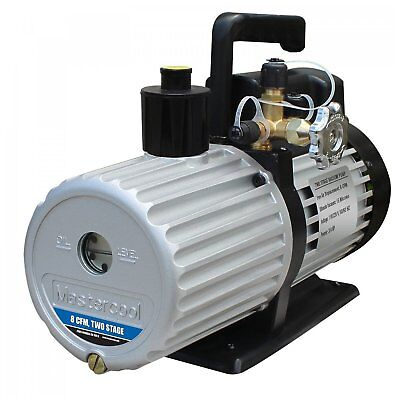 Mastercool 8cfm 2 Stage Vacuum Pump