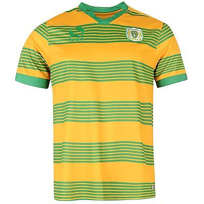 Yeovil Town FC Football Shirt (adult:L) Away Soccer Jersey BNWT S/S 2015/16 image