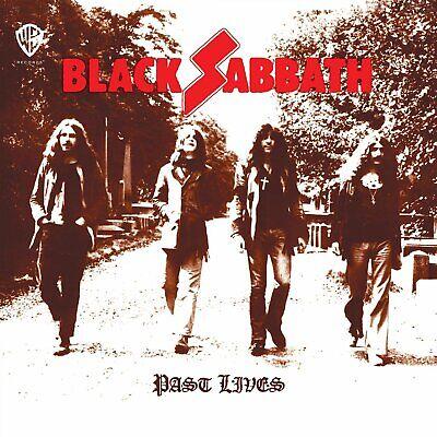 Black Sabbath Past Lives (Deluxe Edition)(2LP 180 Gram Vinyl)