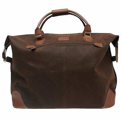 Kangol Unisex Mens Womens Lightweight Travel Overnight Holdall Caryall Bag