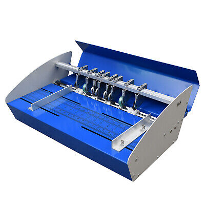 110v 18 460mm Electric Paper Creasing Machine Paper Creaser Cutter