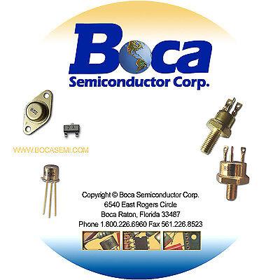 Bc548 - 100 Ma 30 V Npn Si Small Signal Transistor -10 Pcs