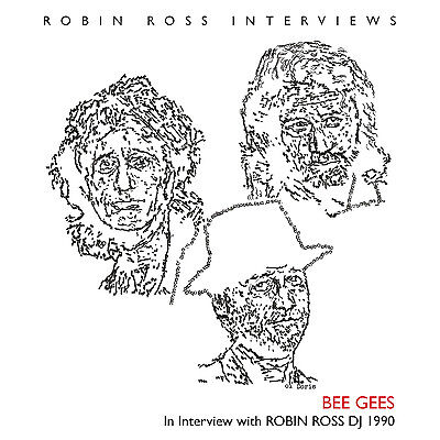 BEE GEES New Sealed UNRELEASED 1990 MIAMI INTERVIEWS CD