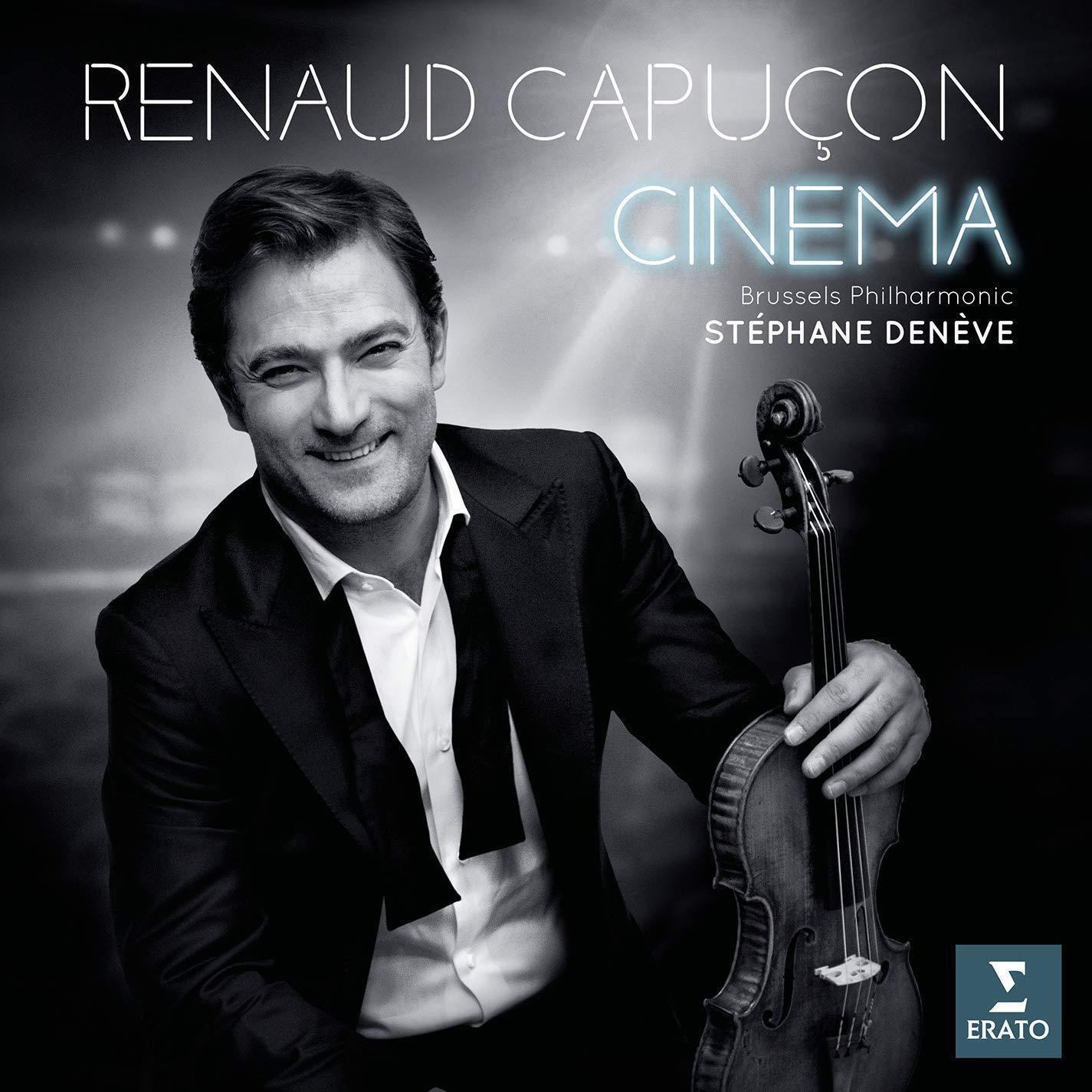 Renaud Capuçon im radio-today - Shop